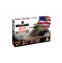 Italeri 1:56 M4 Sherman WORLD of TANKS