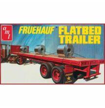 AMT 1:25 Fruehauf Flatbed Trailer