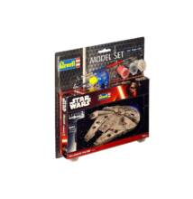 Revell 1:241 Star Wars Millenium Falcon SET