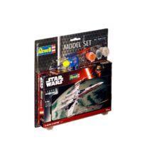 Revell 1:112X-Wing Fighter SET Star Wars makett