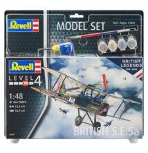 Revell 1:48 British S.E.5a SET
