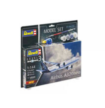 Revell 1:144 Airbus A320neo Lufthansa New Livery SET
