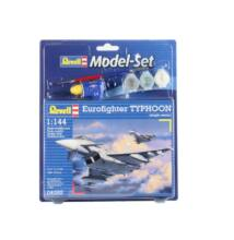 Revell 1:144 Eurofighter Typhoon (single seater) SET repülő makett