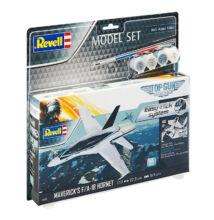 Revell 1:72 Maverick's F/A-18 Hornet Top Gun: Maverick Easy-Click SET