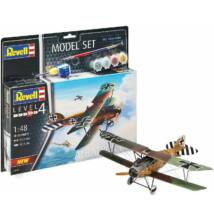Revell 1:48 Albatross DIII SET