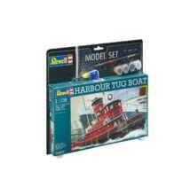 Revell 1:108 Harbour Tug Boat SET