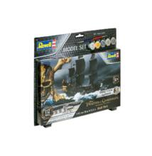 Revell 1:150 Black Pearl Pirates of the Caribbean Easy-Click SET