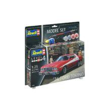 Revell 1:25 '76 Ford Torino SET