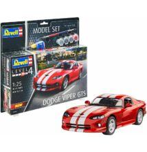 Revell 1:25 Dodge Viper GTS SET