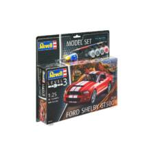 Revell 1:25 2010 Ford Shelby GT500 SET