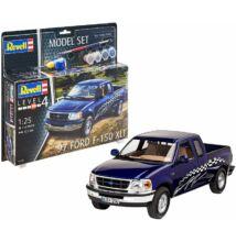 Revell 1:25 '97 Ford F-150 XLT SET autó makett