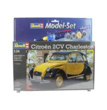 Revell 1:24 Citroen 2CV Charleston SET autó makett