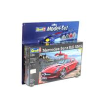 Revell 1:24 Mercedes-Benz SLS AMG SET