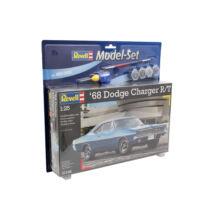 Revell 1:25 '68 Dodge Carger R/T SET