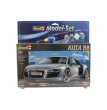 Revell 1:24 Audi R8 SET