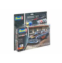 Revell 1:24 '56 Chevy Custom SET