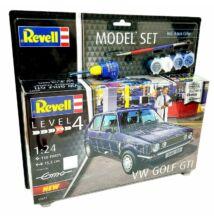Revell 1:24 VW Golf GTI Builders' Choice SET
