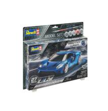 Revell 1:24 2017 Ford GT Easy-Click SET