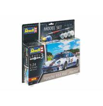 """Revell 1:24 Porsche 934 RSR """"Martini"""" SET autó makett"""