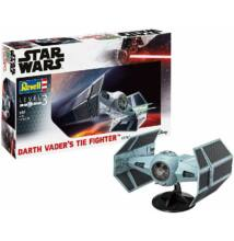 Revell 1:57 Darth Vader's Tie Fighter Star Wars makett