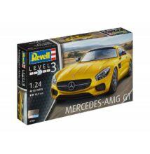 Revell 1:24 Mercedes-AMG GT makett autó