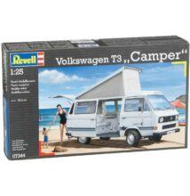 """Revell 1:25 Volkswagen T3 """"Camper"""" autó makett"""