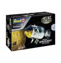 Revell 1:32 Apollo 11 Spacecraft with Interior 50th Anniversary Gift SET