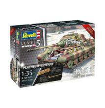 Revell 1:35 Tiger II Ausf. B (Full Interior) Limited Platinum Edition