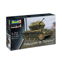 """Revell 1:76 Flakpanzer III """"Ostwind"""" (3,7 cm Flak 43) tank makett"""