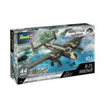 Revell 1:72 B-25 Mitchell Easy-Click repülő makett