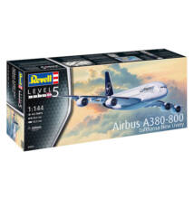 Revell 1:144 Airbus A380-800 Lufthansa New livery