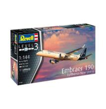 Revell 1:144 Embraer 190 Lufthansa New Livery