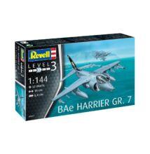 Revell 1:144 BAe Harrier GR. 7 repülő makett