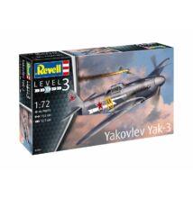 Revell 1:72 Yakovlev Yak-3