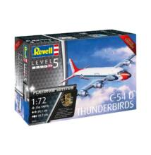 Revell 1:72 Douglas C-54D Thunderbirds Platinum Edition Limited