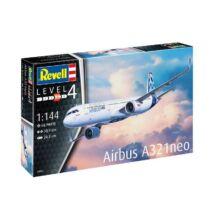 Revell 1:144 Airbus A321neo repülő makett