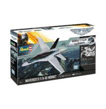 Revell 1:72 Maverick's F/A-18 Hornet Top Gun: Maverick Easy-Click