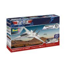 Revell 1:72 Maverick's F-14 Tomcat Top Gun Easy-Click