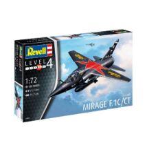 Revell 1:72 Dassault Mirage F.1C/CT