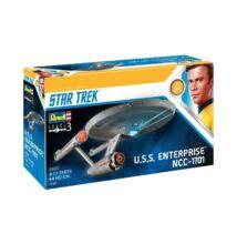 Revell 1:600 Star Trek U.S.S. Enterprise NCC - 1701 (The Original Series)