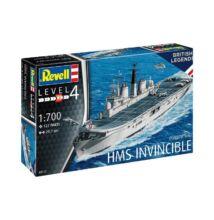Revell 1:700 HMS Invincible (Falkland War) British Legends
