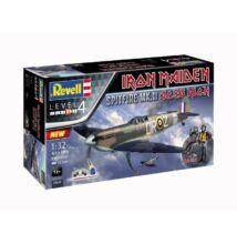 Revell 1:32 Iron Maiden Spitfire Mk.II Aces High SET repülő makett