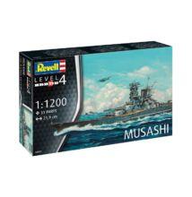Revell 1:1200 Musashi