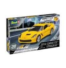 Revell 1:25 2014 Corvette Stingray Easy-Click