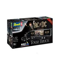 Revell 1:32 AC/DC Rock or Bust Tour Truck Limited Edition Gift SET