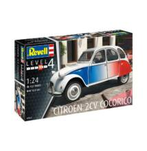 Revell 1:24 Citroen 2CV Cocorico