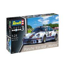 """Revell 1:24 Porsche 934 RSR """"Martini"""" autó makett"""