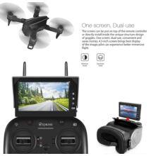 MJX FPV szett Bugs 3 Mini drónhoz (D43 kijelző, G3 szemüveg keret)