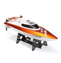 FT009 Racing Boat távirányítós versenyhajó 30km/h 47cm