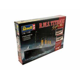 Revell 1:700 és 1:1200 R.M.S. Titanic Gift SET